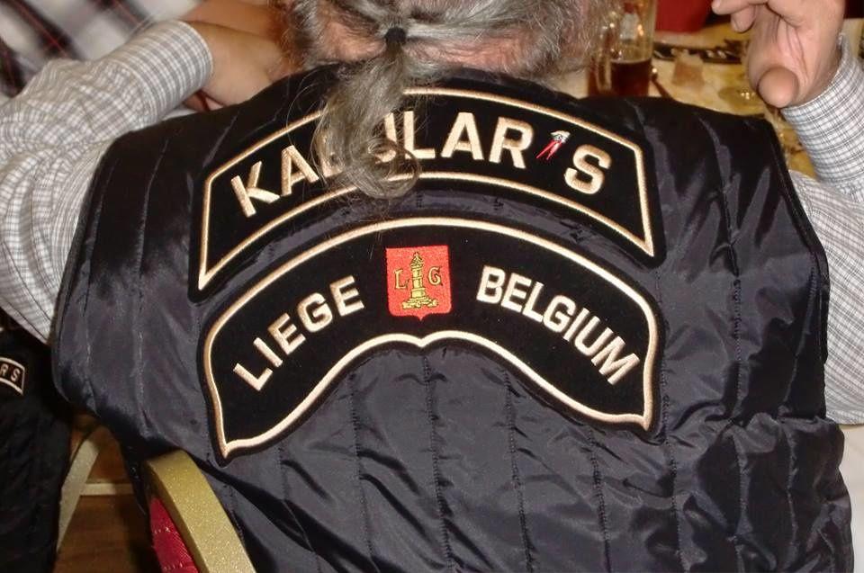 13 ans Kabular's et puis le président Luc dit Big V