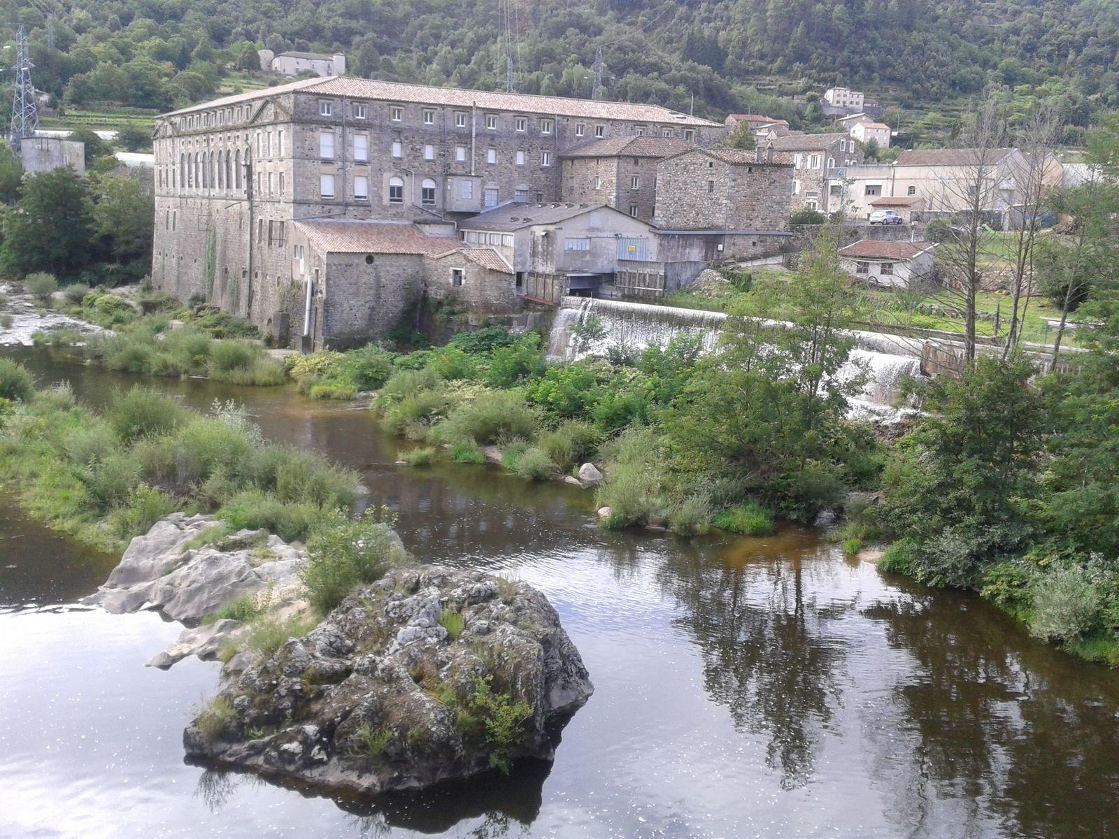 L'Eyrieux au Moulinon