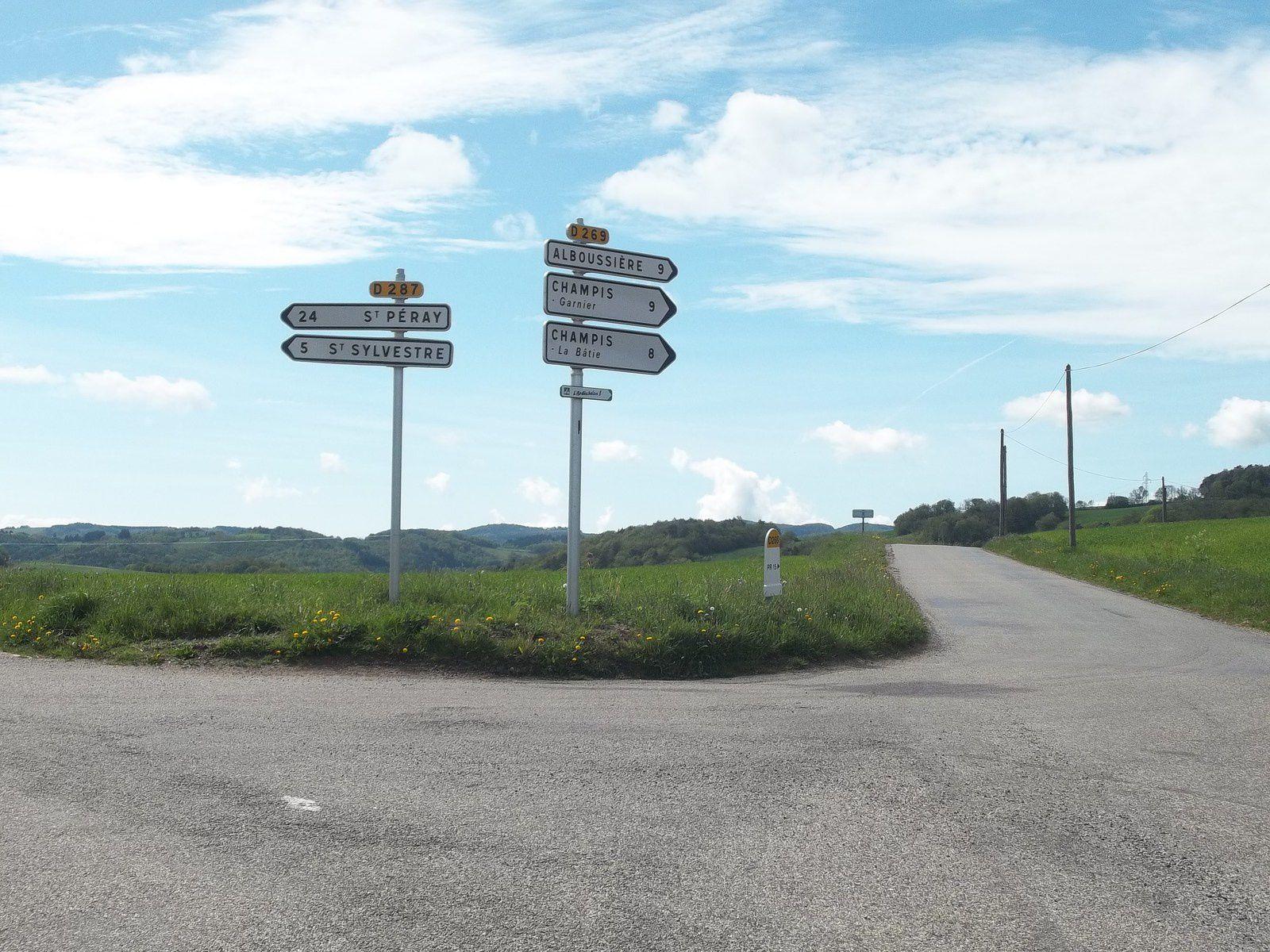 Col de Mayres 603m