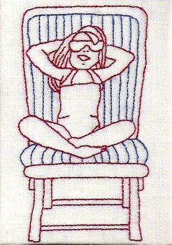 ma pause chaise longue