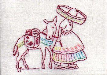 la dernière mexicaine de la série