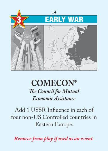 25 janvier 1949, création du Comecom