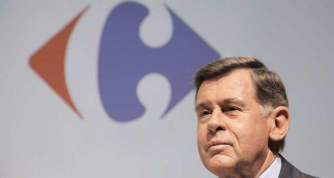 Carrefour a annoncé que son PDG Georges Plassat était en convalescence...