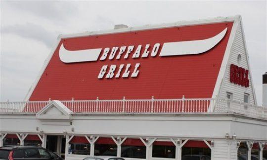 Ras-le-bol social à Buffalo Grill