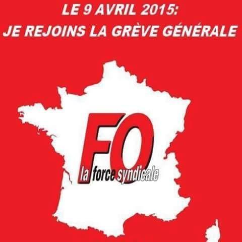 FGTA-FO - Assemblée Générale FO Erteco (ex Dia%):...