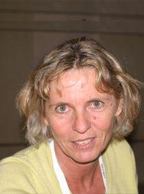 Carole, Secrétaire fédérale en charge de la grande distiribution