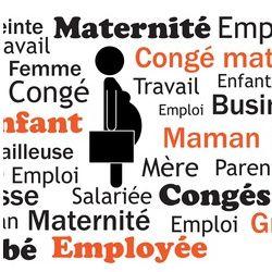 Assistante ménagère et congé maternité