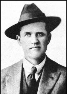 On August 1rst 1917, Frank Little was lynched from a railroad trestle...