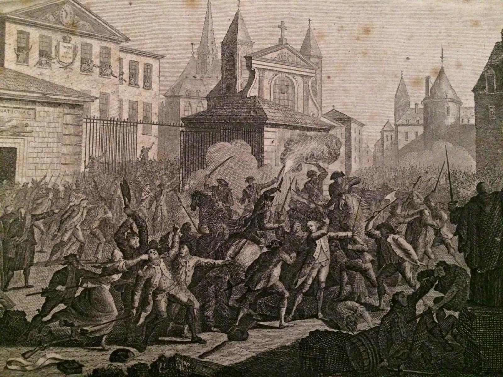 10 mai 1790: massacre des Patriotes à Montauban
