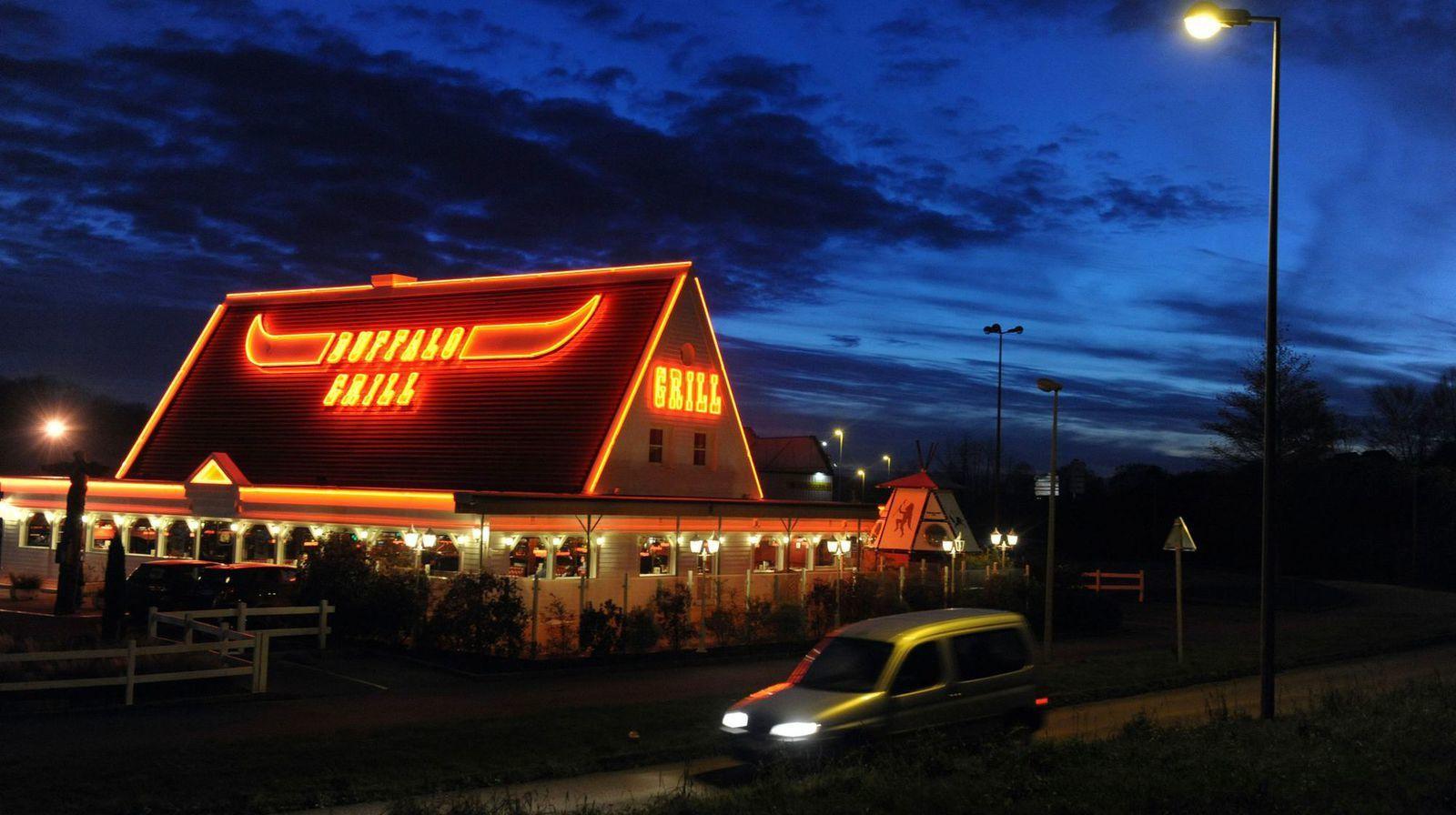Buffalo Grill serait en vente