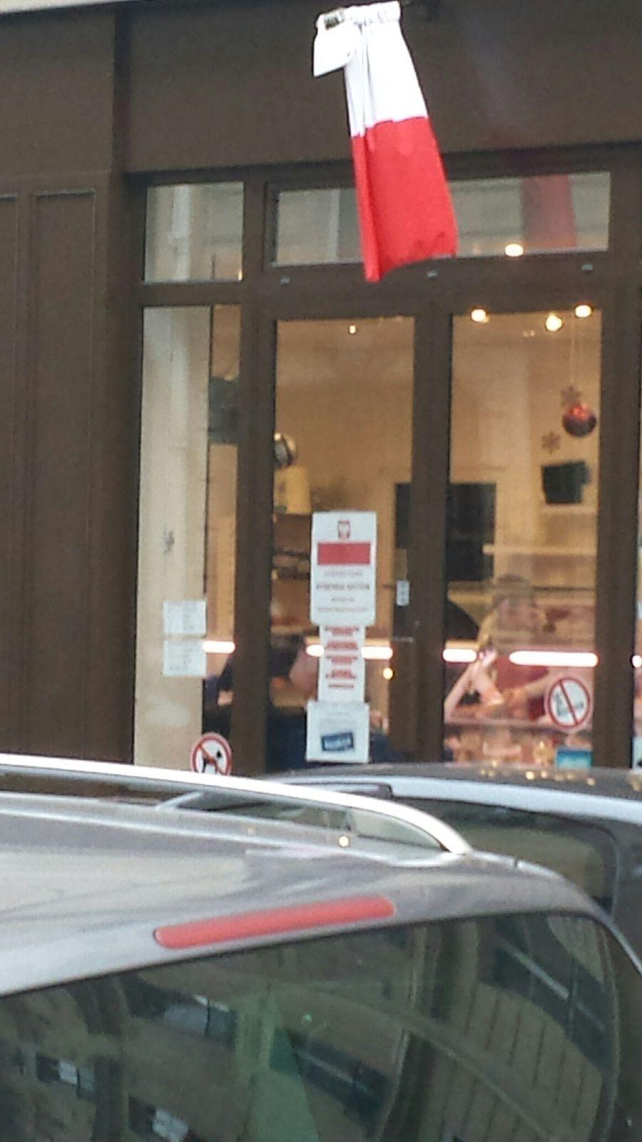 Une épicerie Polonaise du groupe GASTT dans le 11ème Paris