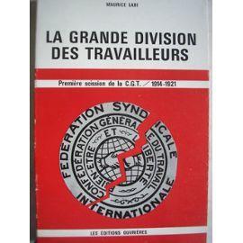 27 décembre 1921 / Scission dans la CGT