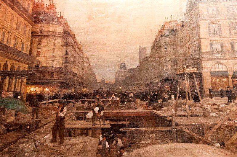 9 avril 1900   Ouverture du Métropolitain à Paris