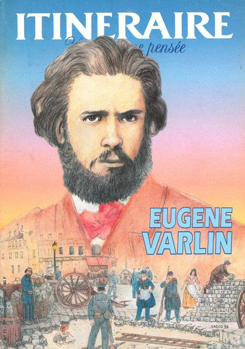 28 mai 1871   L'assassinat d'Eugène Varlin