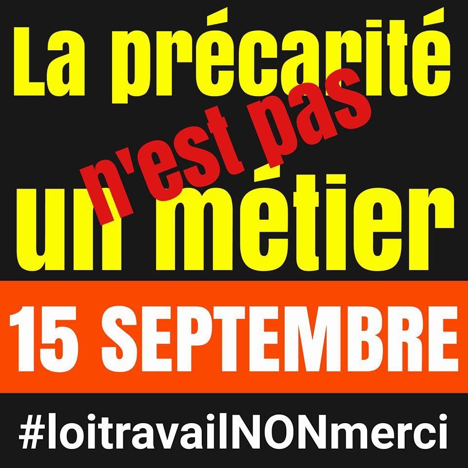 Loi MEK, le 15 septembre, avec FO, on ne lâche pas