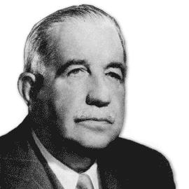 Le 05 novembre 1951 Léon Jouhaux reçoit la Prix Nobel de la paix