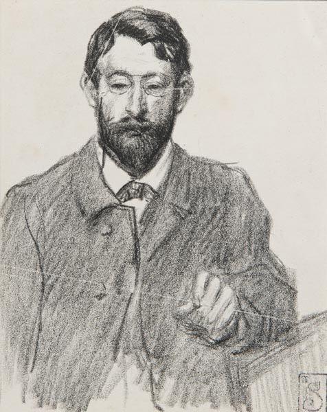 14 décembre 1923  Mort de Théophile-Alexandre Steinlen