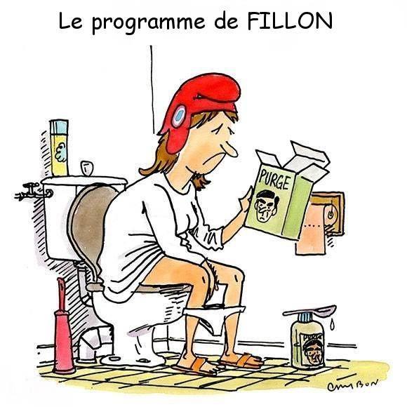 """Jean-Claude Mailly,trouve le programme de François Fillon """"totalement irréaliste"""