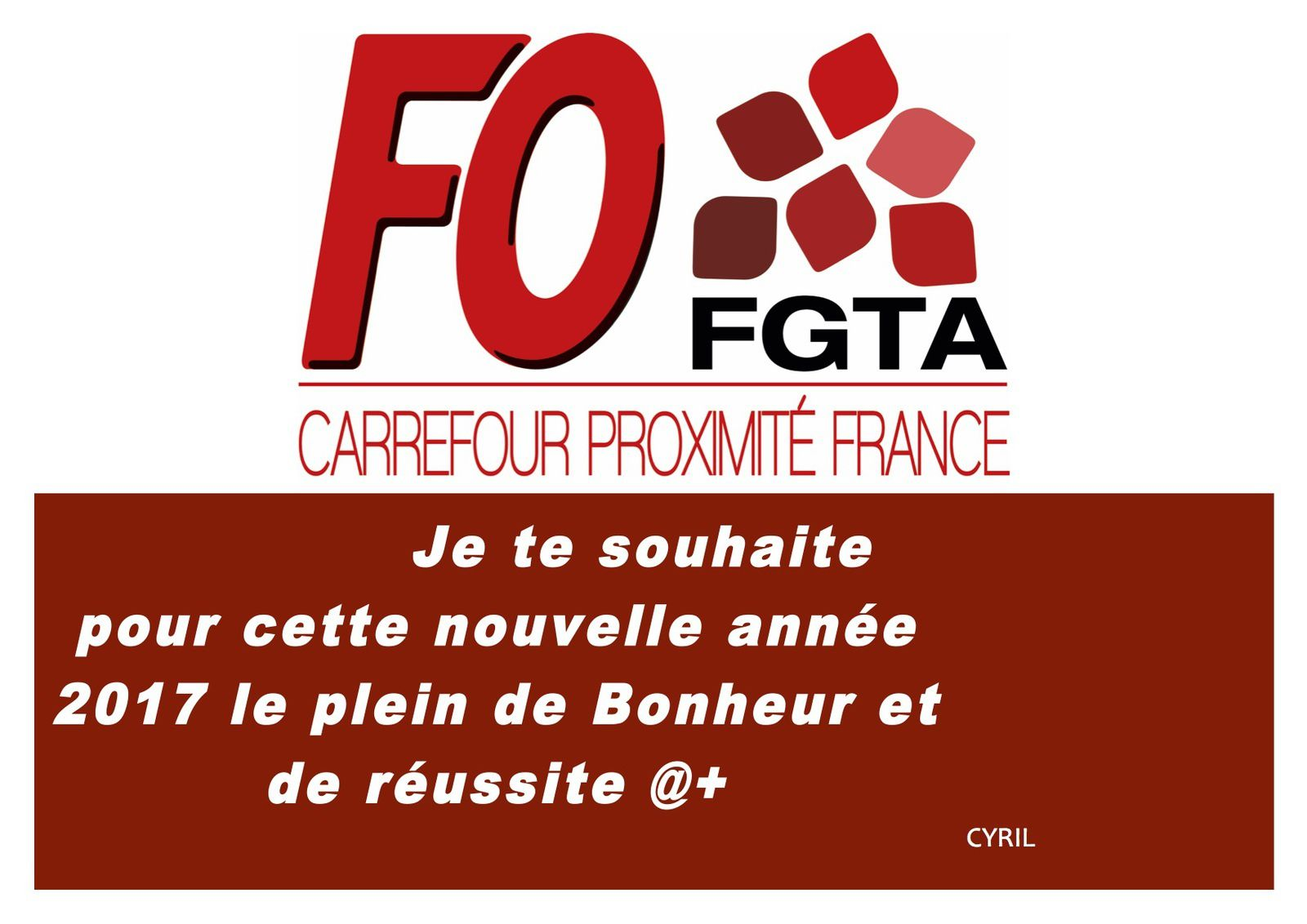 CCE Carrefour Proxi France