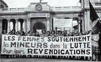 1er mars 1963  La grande grève des mineurs