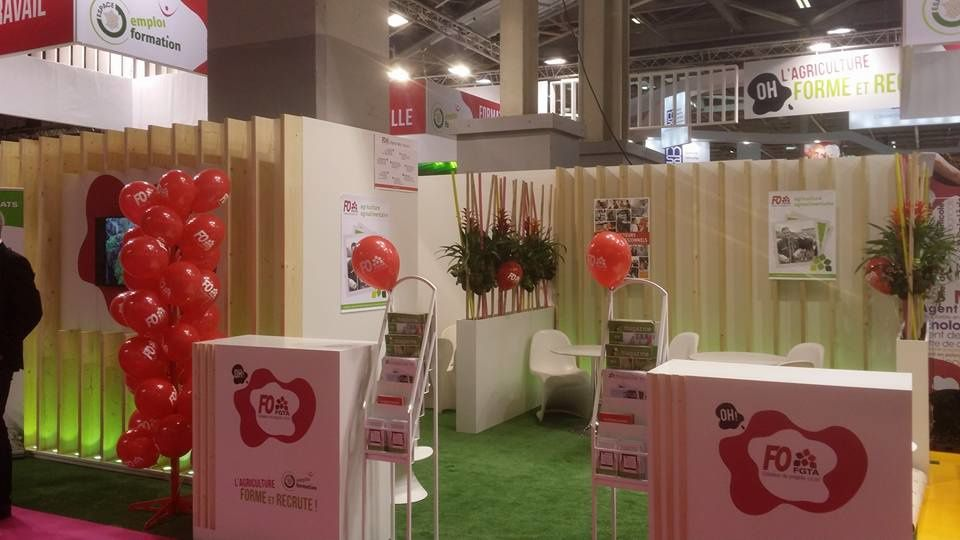 Pendant que l on fait salon l agriculture petite for Salon porte de versailles hall 4