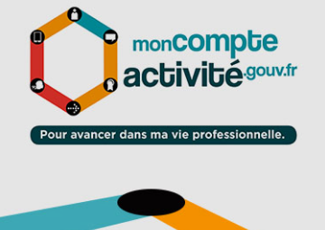 ervice en ligne est géré par la Caisse des dépôts et consignations.   Adresse :   www.moncompteactivite.gouv.fr