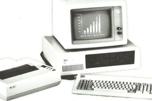 24 avril 1981      IBM sort son PC