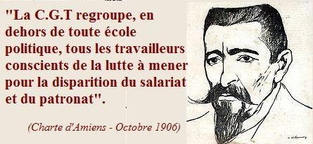 28 avril 1954  Mort de Léon Jouhaux