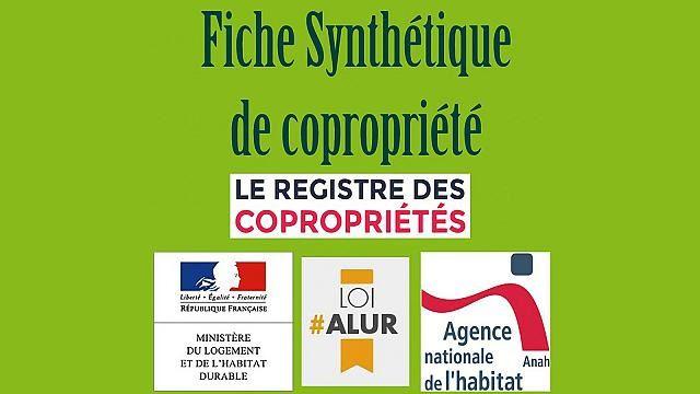 La fiche synthétique de copropriété : un nouveau document obligatoire