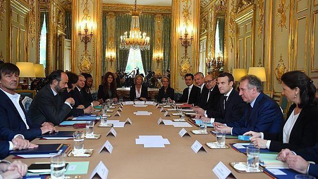 Emmanuel Macron a amorcé sa réforme du Code du travail.
