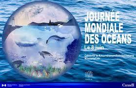 La Journée des océans, célébrée le 8 juin, vise à nous rappeler le rôle des océans comme source de vie partout dans le monde.
