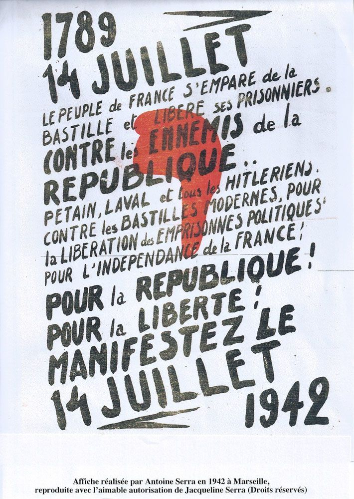 14 juillet, business as usual