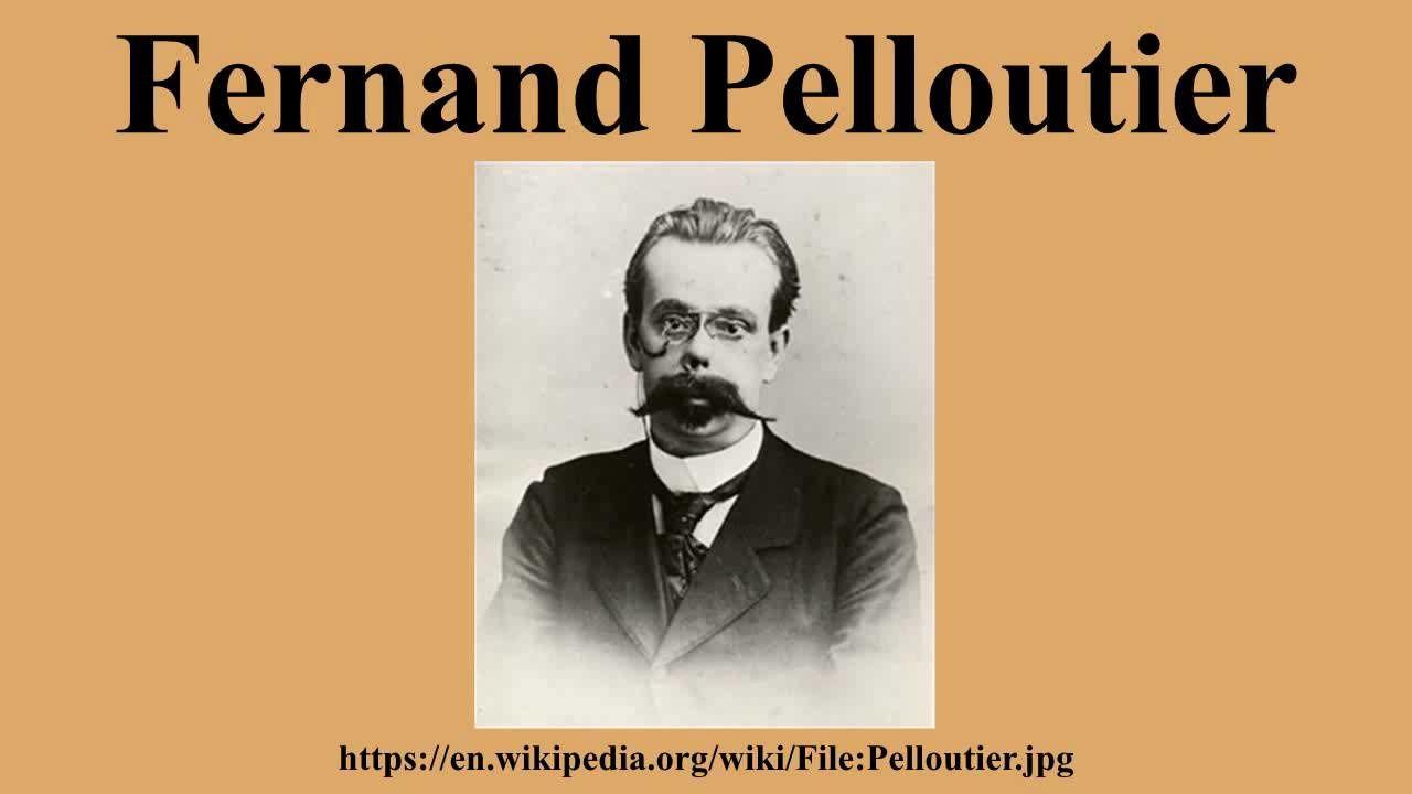 1er octobre 1867  Naissance de Fernand Pelloutier, précurseur du syndicalisme révolutionnaire