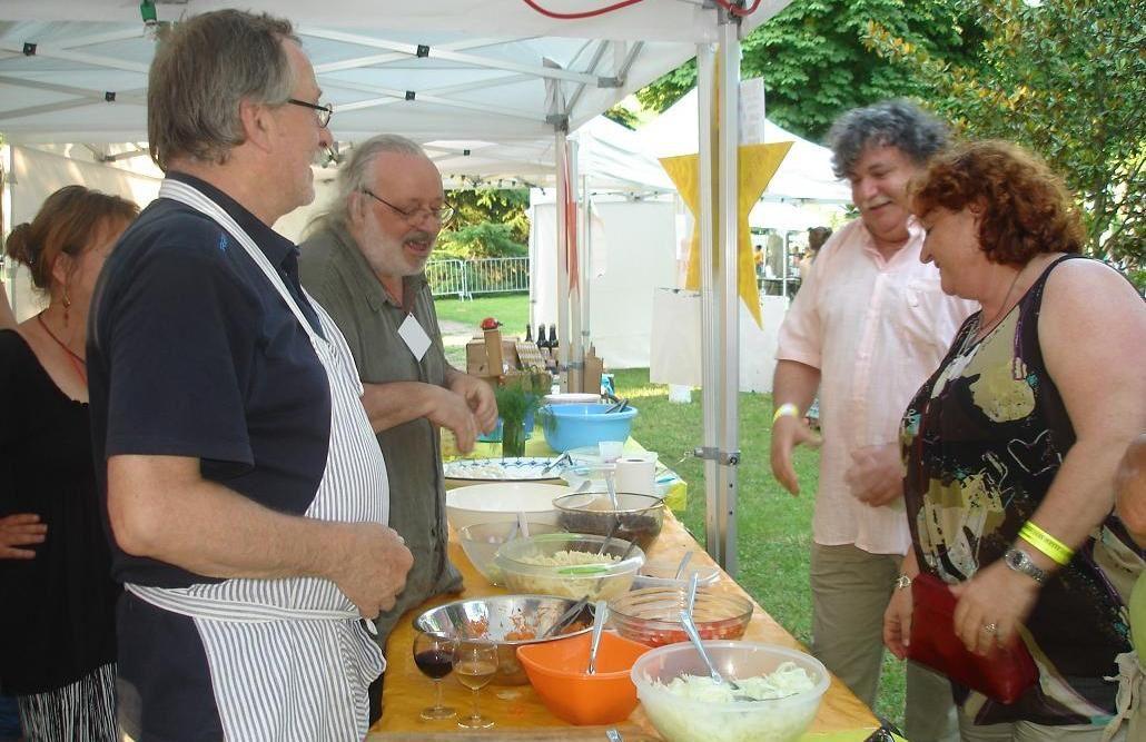 Les images du 5ème Garden Guinguette Festival  du Samedi 6 juillet 2013 à Joigny