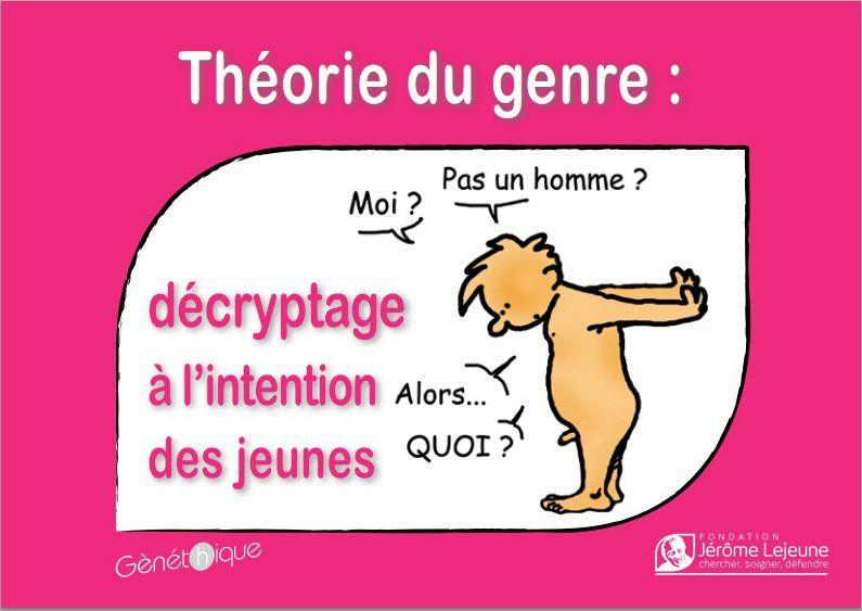 La théorie du genre