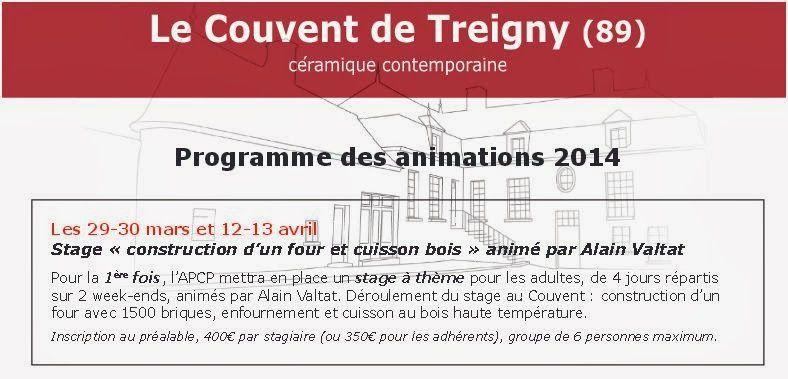 Couvent de Treigny
