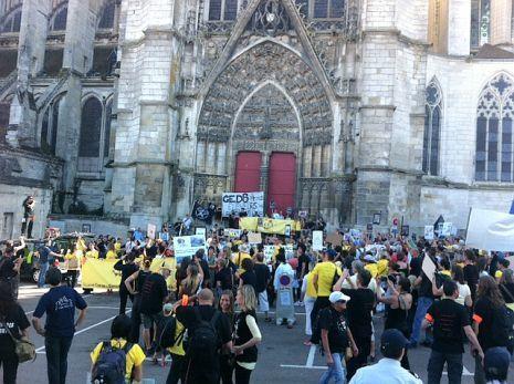 Salariés de l'Yonne : grève nationale interprofessionnelle organisée le 18 mars par FO, la CGT, la FSU et SUD - Rassemblement à Auxerre - BOURSE du TRAVAIL à 11h