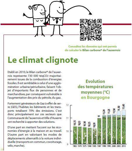 5 JUIN spectacle explosif sur le Climat  ce jeudi 5 JUIN au SILEX à Auxerre