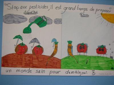 PETITION - Loi – 5 jours pour agir: Dites stop aux pesticides près des écoles et habitations!