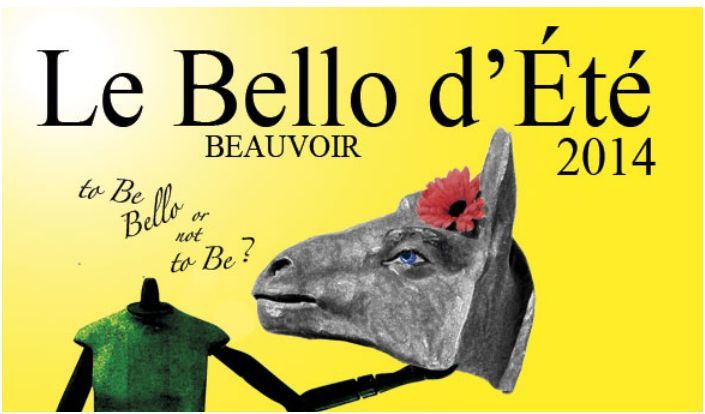 COMMUNIQUÉ / Bello d'été : Chloé Lacan et Clôture