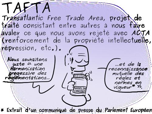 L'accord de commerce UE-Canada est en passe d¹être conclu. Interpellons nos députés !