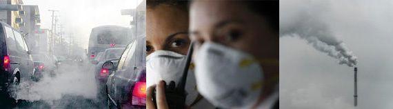 Cancer : l'air que nous respirons