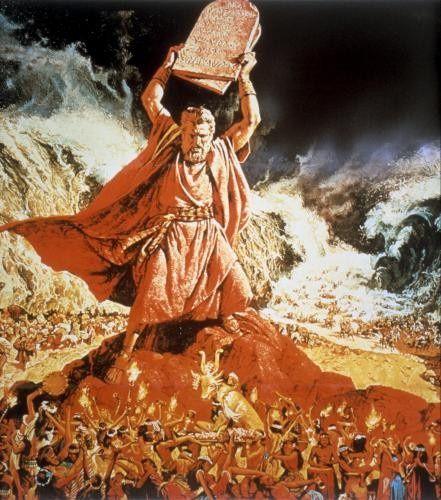 Les dix commandements constituent un code éthique pour une société plus juste