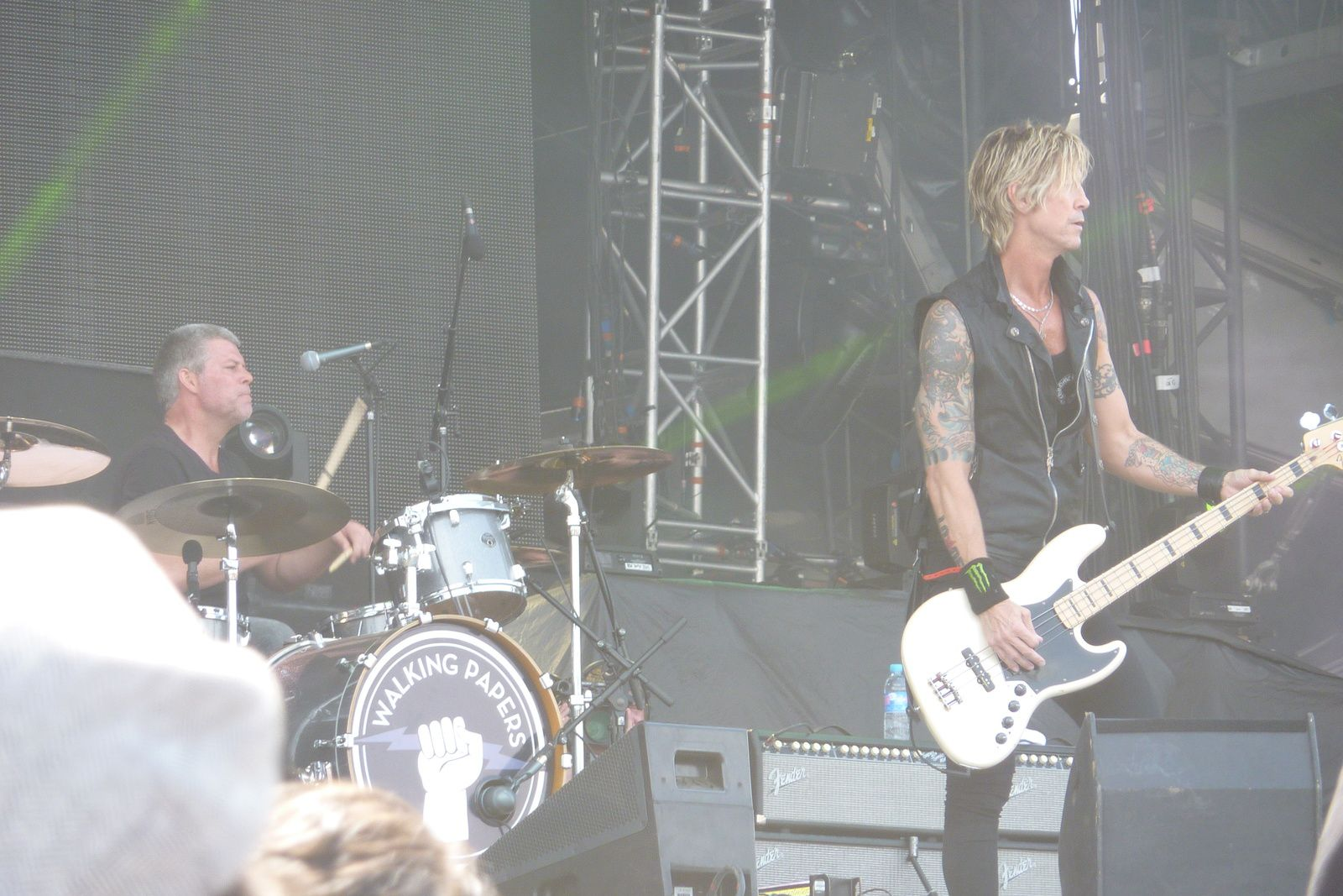 Hellfest 2014 (20,21 et 22 juin) : Walking Papers et Soundgarden