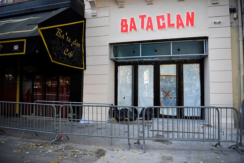 Hey, Hey, My, My, Bataclan Can Never Die