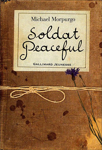 Soldat Peaceful de Michael Morpugo