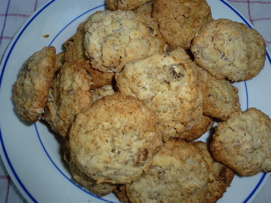 Cookies au muesli facile