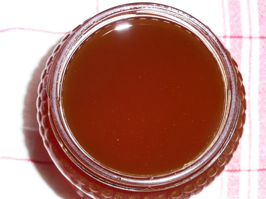 miel a quel age