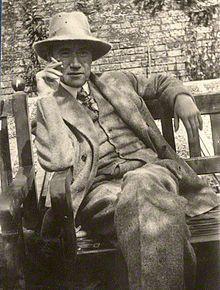 André Gide en 1920