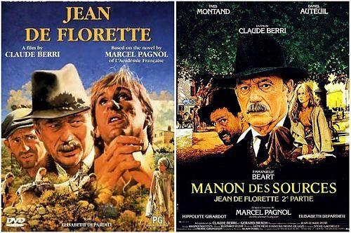 Les films de Claude Berri (1986)